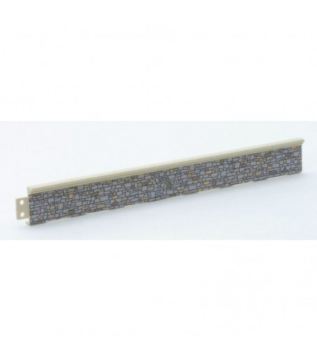 peco lk-61 Platform Edging - Stone Type x 5 lengths OO Scale