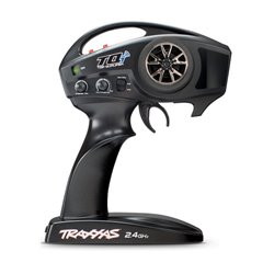 TRAXXAS Transmitter, TQi Link enabled, 2.4GHz high output, 2ch(Tx on Z-TRX6528
