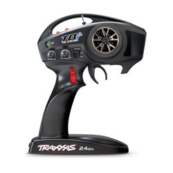 TRAXXAS Transmitter, TQi Link enabled, 2.4GHz high output, 4ch(Tx on Z-TRX6530