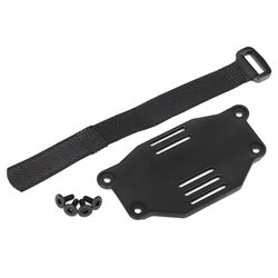 Battery plate/ battery strap (requires 8072 inner fenders)