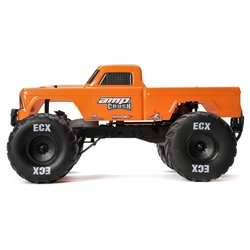 1/10 AMP CRUSH MT 2WD: Orange RTR INTL 2