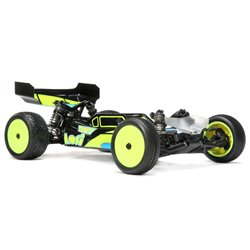 22 5.0 DC ELITE Race Kit: 1/10 2WD Dirt/Clay 2