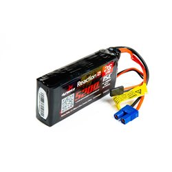 7.4V 5200mAh 2S 15C LiP0: 5ive-T, 5ive-B, Mini WRC