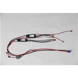 80-Amp Brushless ESC Pro Switch-Mode with 8A BEC