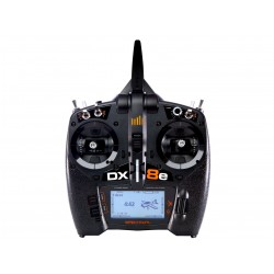 DX8e 8 Channel Transmitter Only