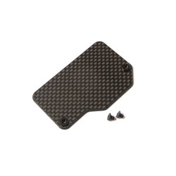 Carbon Electronics Mounting Plate: 22X-4