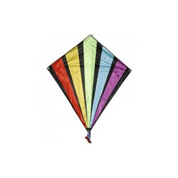 Rainbow Fan Diamond D8094