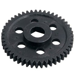06232 Plastic Black Spur. Gear (47T)  HSP Parts RC Off-Road Buggy 1:10