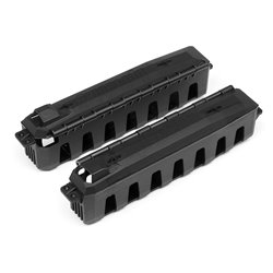 Hpi Racing  BATTERY BOX SET (RIGHT/LEFT) 100908