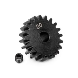 Hpi Racing  PINION GEAR 20 TOOTH (1M) 100919
