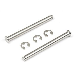 Hpi Racing  3*35.3mm Rear Outer Suspension Shaft (2pcs) 101303