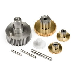 Hpi Racing  HPI SFL-11MG SERVO GEAR SET 102774