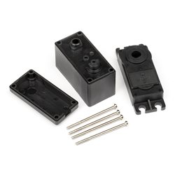 Hpi Racing  HPI SF-50 SERVO CASE SET 102778