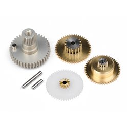 Hpi Racing  HPI SF-50 SERVO GEAR SET 102779