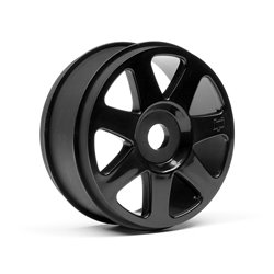 Hpi Racing  V7 WHEEL BLACK (42x83mm/2pcs) 103677 2