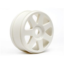 Hpi Racing  V7 WHEEL WHITE (42x83mm/2pcs) 103678 2