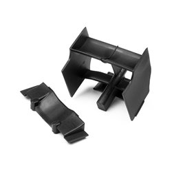 Hpi Racing  FORMULA TEN REAR WING AND DIFFUSER SET (TYPE C) 104203