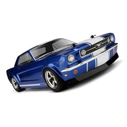Hpi Racing  FORD 1966 MUSTANG GT COUPE BODY (200MM) 104926