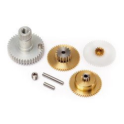 Hpi Racing  HPI SF-50WP SERVO GEAR SET 105373