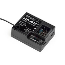 Hpi Racing  HPI RF-45 RECEIVER (2.4GHZ/3CH) 105422
