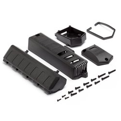 Hpi Racing  BATTERY COVER/RECEIVER CASE SET 105690
