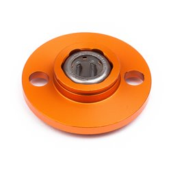 Hpi Racing  HEAVY DUTY 1ST GEAR ADAPTER (ORANGE/NITRO 2 SPEED) 106632