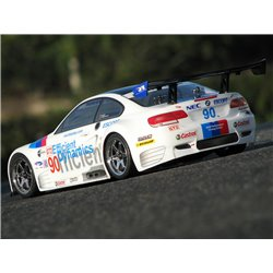 Hpi Racing  BMW M3 GT2 BODY SPRINT 2 (PAINTED/WHITE/200MM) 106976 2