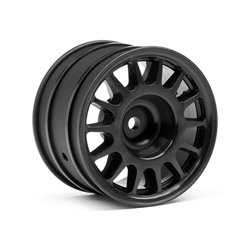 Hpi Racing  WR8 RALLY OFF-ROAD WHEEL BLACK (48X33MM/2PCS) 107970 2
