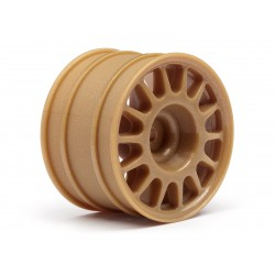 Hpi Racing  WR8 RALLY OFF-ROAD WHEEL BRONZE (48X33MM/2PCS) 107971 2