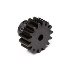 Hpi Racing  PINION GEAR 15 TOOTH (1M / 3.175MM SHAFT) 108267
