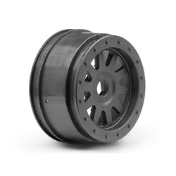 Hpi Racing  TR-10 GLUE-LOCK WHEEL GUNMETAL (120X60MM/2PCS) 108323 2