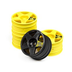 Hpi Racing  FIFTEEN 52 TARMAC WHEEL SET 109745