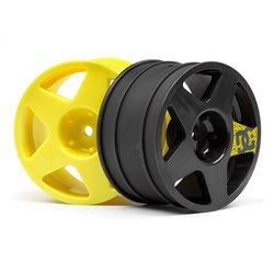 Hpi Racing  FIFTEEN 52 TARMAC WHEEL SET 109745 2