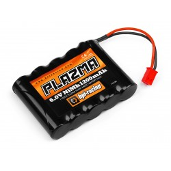 Hpi Racing  PLAZMA 6.0V 1200MAH NI-MH MICRO BATTERY PACK 110203