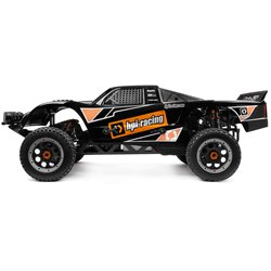 Hpi Racing  BAJA 5T-1 TRUCK PAINTED BODY (BLACK) 110677 2