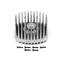 Hpi Racing  HEATSINK HEAD (OCTANE 15CC) 111340 2