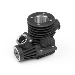 Hpi Racing  CRANKCASE (BLACK/F4.6 V2) 111607