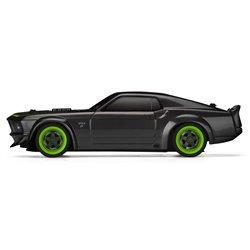 Hpi Racing  1969 FORD MUSTANG RTR-X PAINTED BODY (140MM) 113081 2