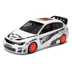 Hpi Racing  SUBARU WRX STI BODY (150MM) 113236