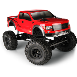 Hpi Racing  CRAWLER KING FORD F150 SV RAPTOR 1/10 4WD ELECTRIC CRAWLER 115118