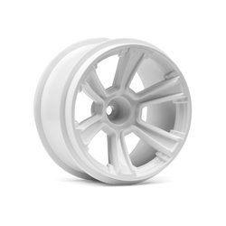 Hpi Racing  6-SHOT MT WHEEL (WHITE/2PCS) 115325 2