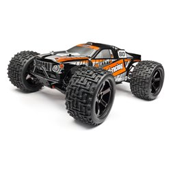 Hpi Racing  TRIMMED AND PAINTED BULLET 3.0 ST BODY (BLACK) 115507