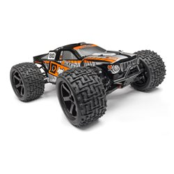 Hpi Racing  TRIMMED AND PAINTED BULLET 3.0 ST BODY (BLACK) 115507 2