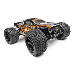 Hpi Racing  TRIMMED AND PAINTED BULLET FLUX ST BODY (BLACK) 115509 2