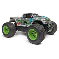 Hpi Racing  GT-2XS PAINTED BODY (VAUGHN GITTIN JR) 115523 2