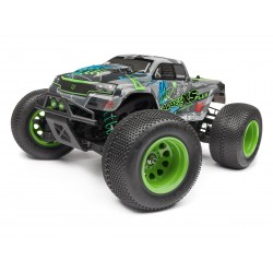 Hpi Racing  SAVAGE XS FLUX VGJR 1/12 4WD ELECTRIC MONSTER TRUCK 115967