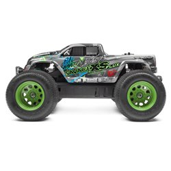 Hpi Racing  SAVAGE XS FLUX VGJR 1/12 4WD ELECTRIC MONSTER TRUCK 115967 2