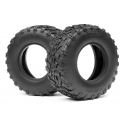 Hpi Racing  JUMP SC TIRE (2PCS) 116522