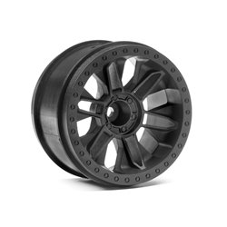 Hpi Racing  6-SHOT ST WHEEL (BLACK/2PCS) 116528 2