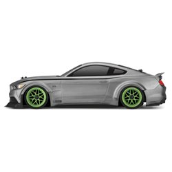 Hpi Racing  FORD MUSTANG 2015 RTR SPEC 5 CLEAR BODY (200MM) 116534 2